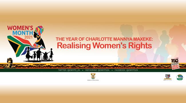 Women's Month Celebration